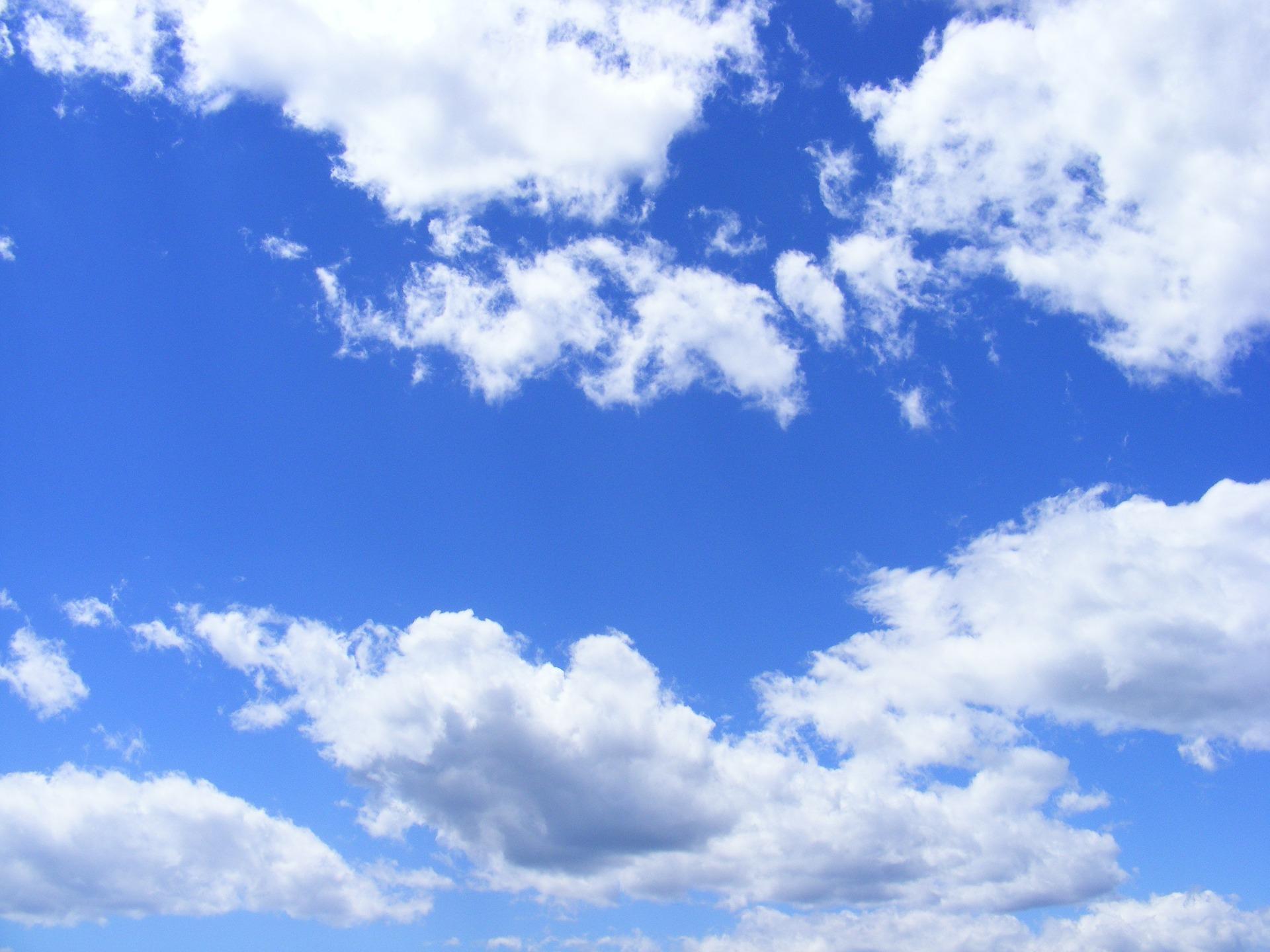 Nebo i oblaci