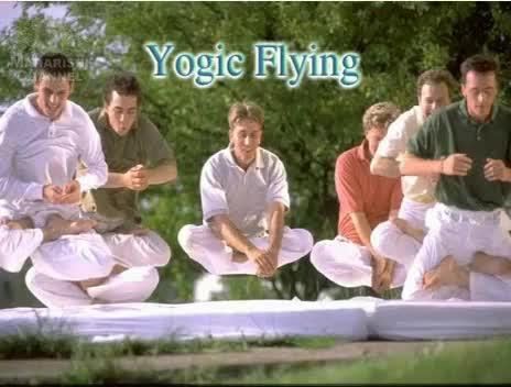 Jogijsko letenje